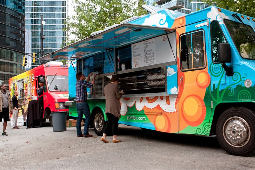 Top Requirements for Starting a Food Truck Business