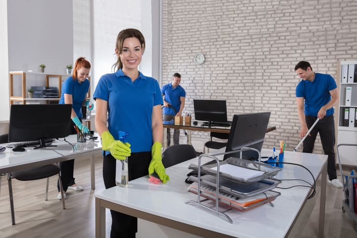 Risks in Cleaning Services